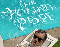 """""""The Young Pope"""" poster"""