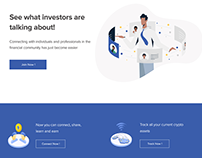 Equity Alert - An Equity and Crypto Exchange Platform