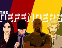 MarvelxNetflix: The Defenders
