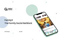 FAMILY 3 | THE FAMILY SOCIAL NETWORK