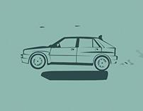 Lancia - Animation