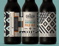 Origen / Diseño de etiquetas