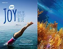 Getaway Feature 2017 (Greece Swimming)