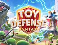 Toy Defense Fantasy TD Strategy Game