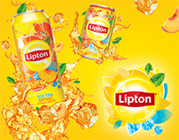 LIPTON ICE TEA OUTDOOR
