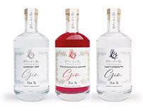 Botanicals & Hops Gin Range
