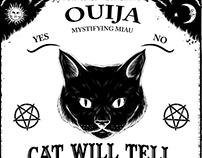 """Ouija"" (Estampa)"