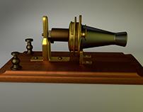 NMDE Project 2: Graham Bell Telephone