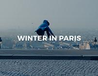 Aigle - Winter in Paris