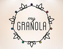 Diseño de marca: My Granola