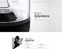 Haswell – Multipurpose PSD Template