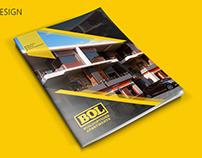 BOL Brochure Design