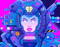 The Machine Queen