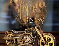Time Rider Designs | Logo | Orlando, Florida