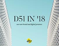 the d51 brand reboot