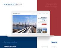 Anadolusan Web Design