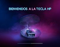 LA TECLA HP - Software de Instalación (Op. 1)