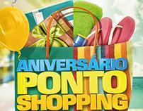 Ponto Shopping - Aniversário