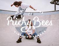 Ricky Bees Branding + Identity