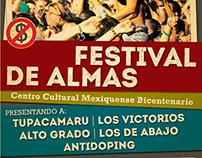 FESTIVAL DE ALMAS