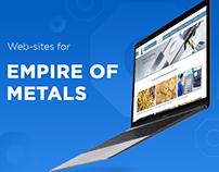 Web-sites for Empire of metals