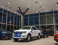 New Ford Dealer Agency