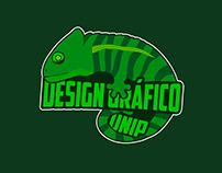 Camaleão do Design Gráfico