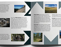 National Park Service brochure