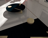 """Suprematism"" coffee tables\ Столики ""Супрематизм"""