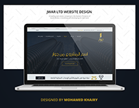 Jwar LTD Website