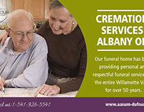 Cremation Services Albany OR | Call - 1-541-926-5541 |