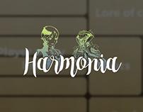 Harmonia GUI