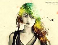 Portrair Effect ReDesign - Photo Manipulation (2016)