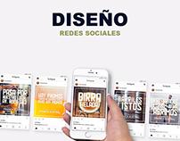 Diseño redes sociales