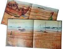Cuando desapareció el mar (Editorial Juventud)