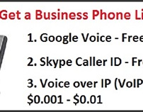Get Cheaper Business Phone Line