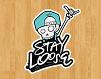 Stay Loose Sticker Pack