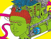"""獨立漫畫期刊""""TX""""第8期 TAIWAN COMIX 8"""