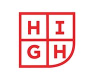 High Museum of Art Rebrand