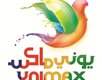 UNIMAX paints Logo