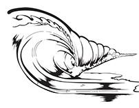 Peniche Illustrations - Silver Coast