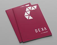 DEKA Rebrand