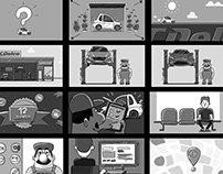 ACDelco Storyboard