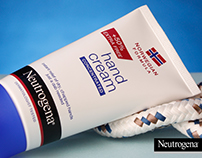 Neutrogena Hand Cream-Ads Photography