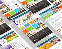Healthy Childrens Website