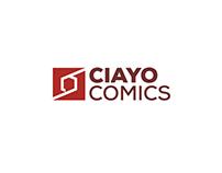CIAYO Comics Branding Project