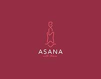 Asana With Cheers | Logo