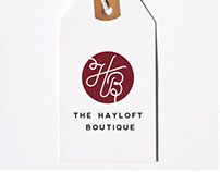 The Hayloft Boutique | Identity Redesign