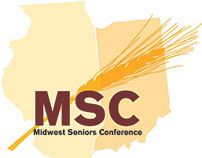 Midwest Seniors Conference logo