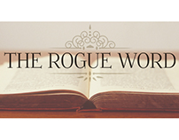 Logo Design: The Rogue Word